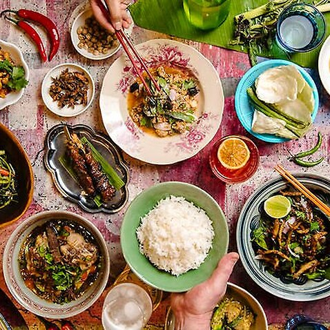 How does home cooking trend affect Thai restaurant