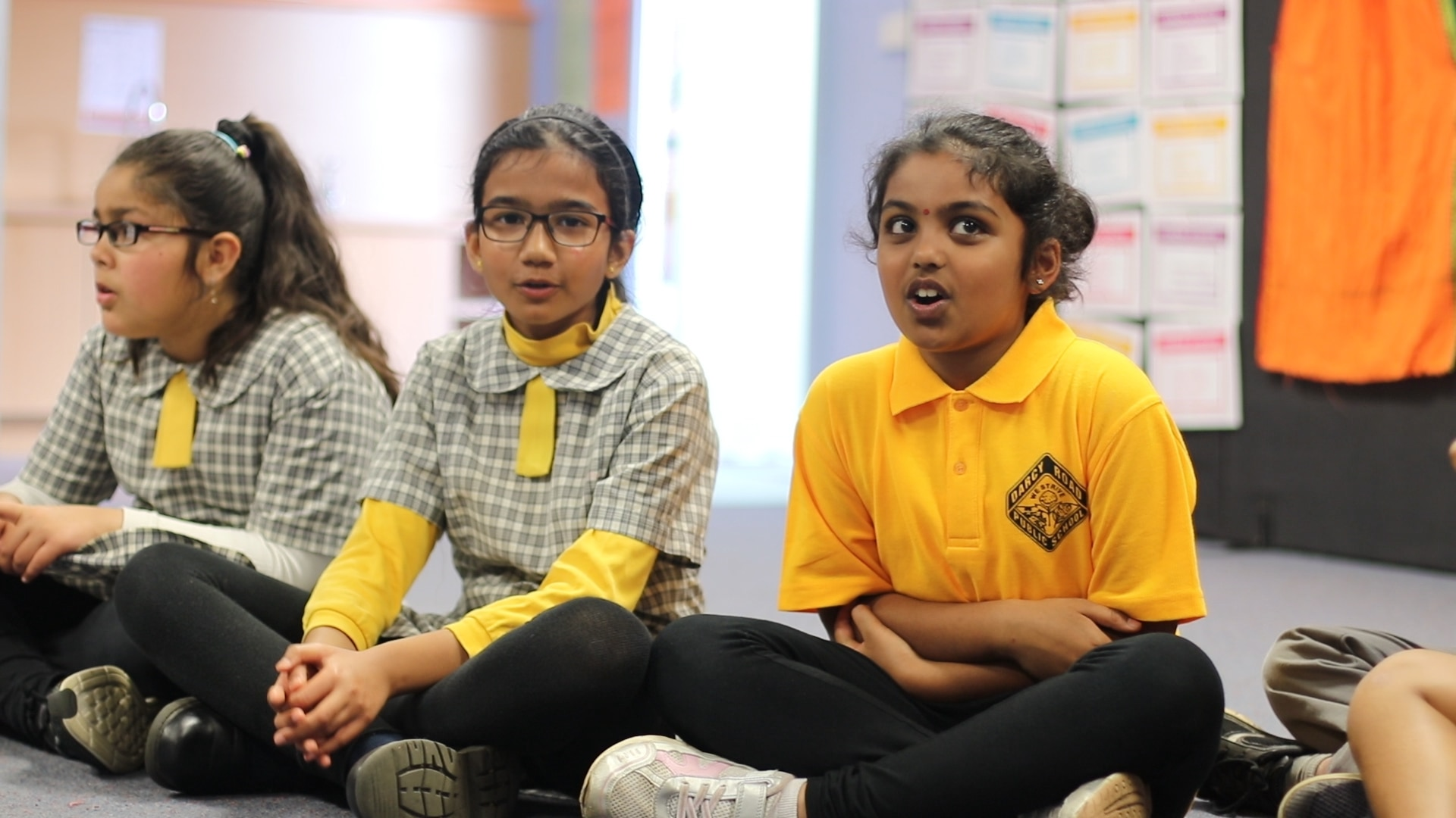 Hindi Students of Darcy Road Public School, Wentworthville