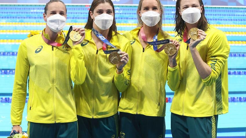 Tokyo 2020 Olympics: Swimming