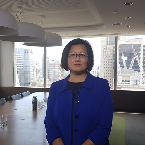 Ming Long was the first Asian Australian woman to head an ASX200 company