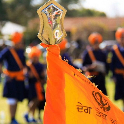 Griffith Sikh Games