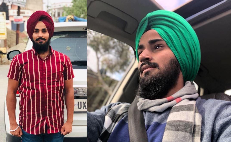 File photos of Ramandeep Singh.