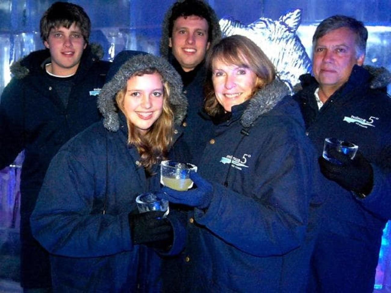 From left: Henri van Breda, Marli van Breda, Rudi van Breda and their parents Teresa and Martin van Breda. Picture: Facebook