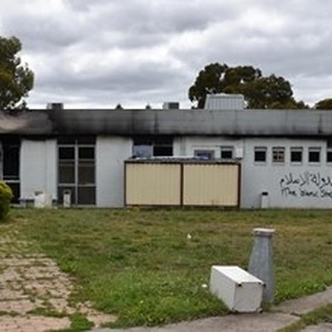 The Imam Ali Islamic Centre in Fawkner, Victoria.