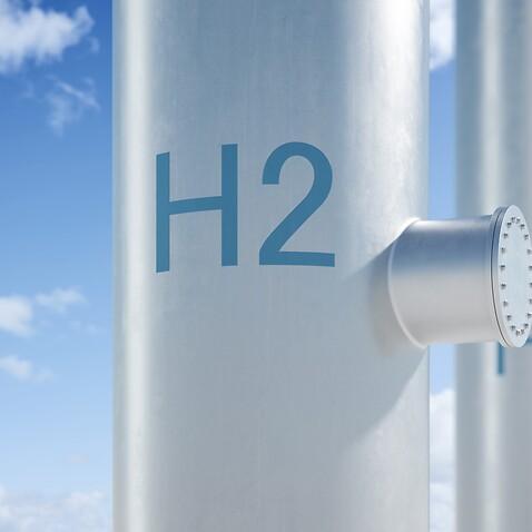 Hydrogen pipeline
