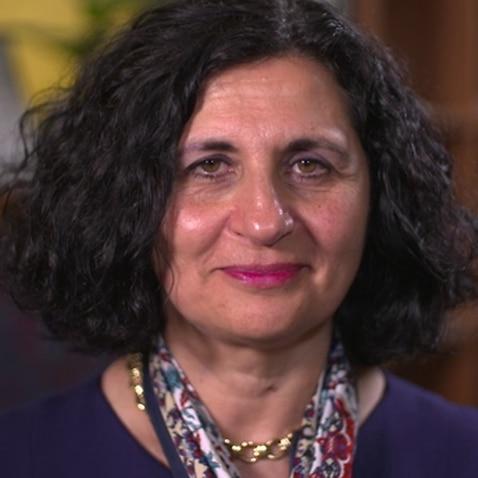 Psychologist Muradiye Selvi