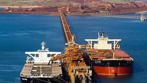 Veronica hits Rio Tinto iron ore guidance
