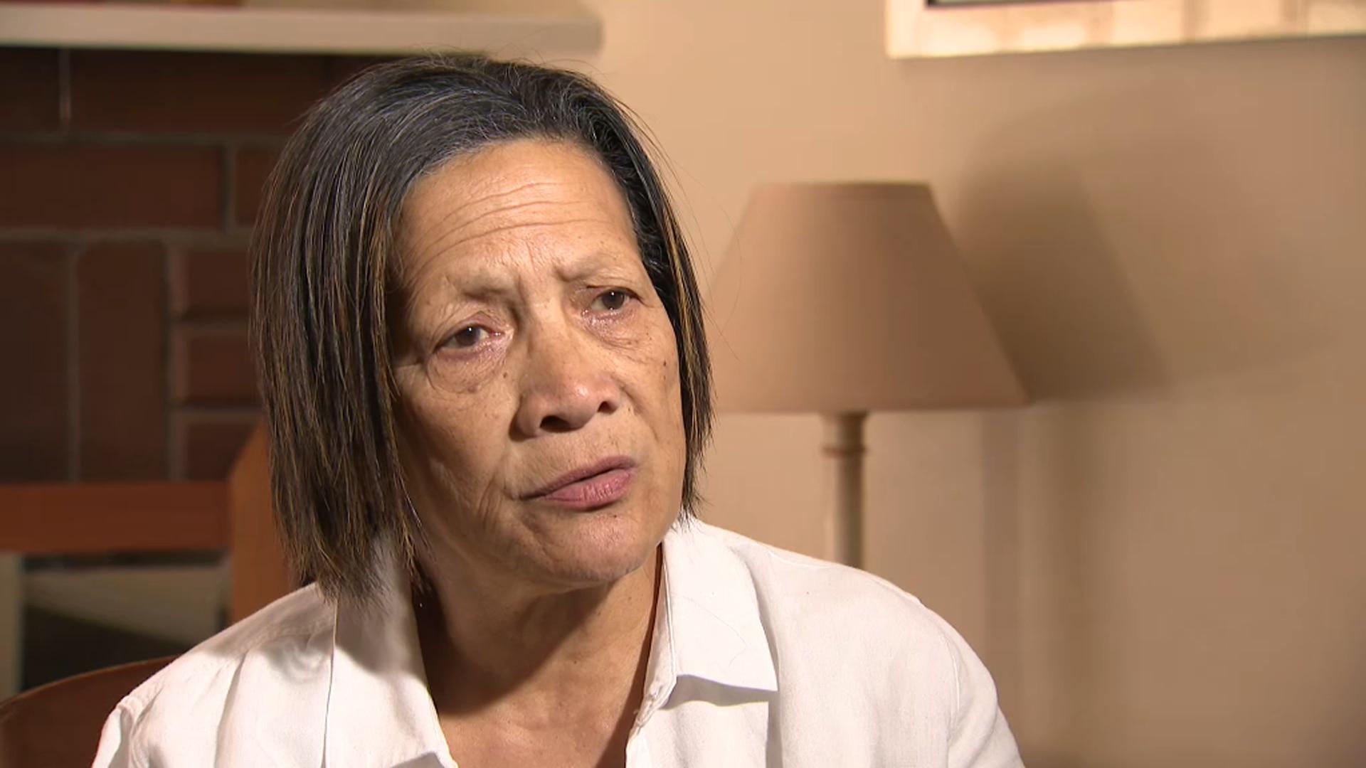 Hera Peihopa's son Robert died in Villawood in 2016.