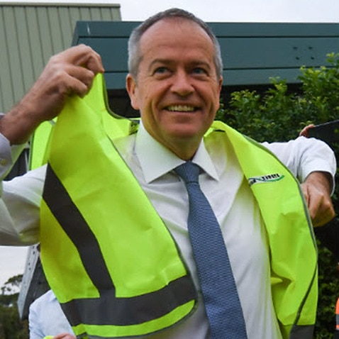Expect to see plenty of high vis and a stream of press conferences on the five-week campaign trail.