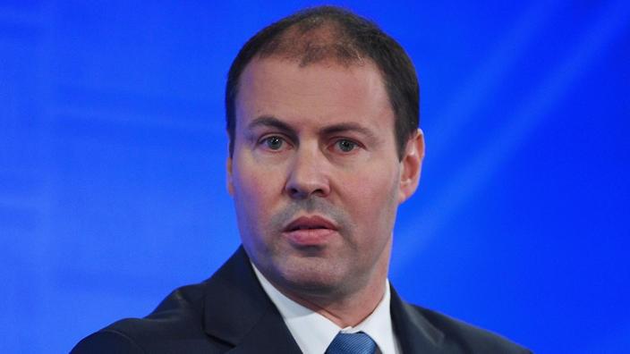 Minister for Resources Josh Frydenberg