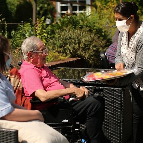 Australian federal government has announced $563 million boosts to the aged care sector