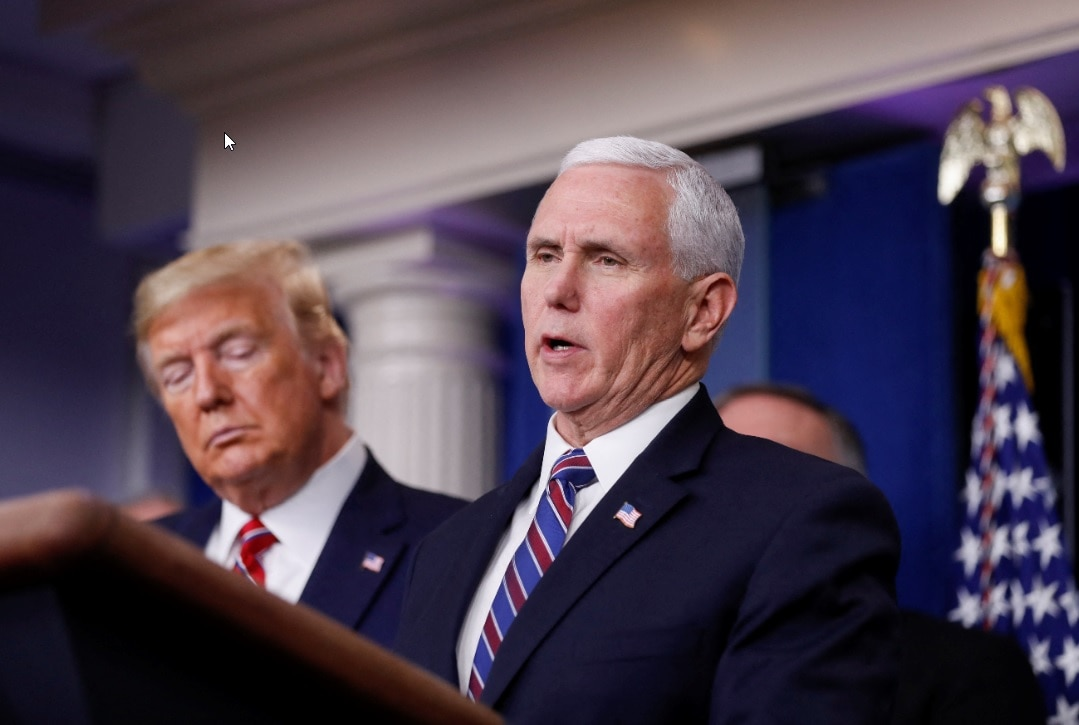 Donald Trump was enraged that Mike Pence was refusing to try to overturn the election.