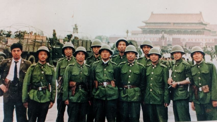 Image for read more article 'A soldier reveals his shame over his part in the Tiananmen Square massacre'