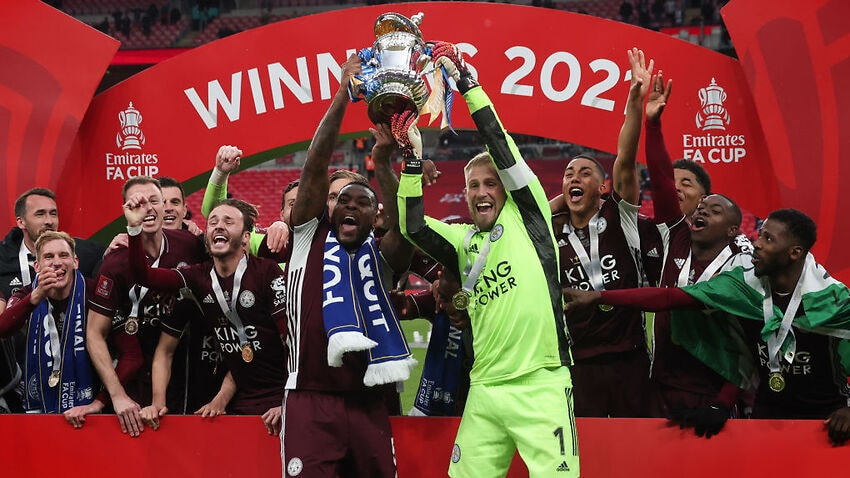 Leicester City claim FA Cup glory after Tielemans strike and VAR drama