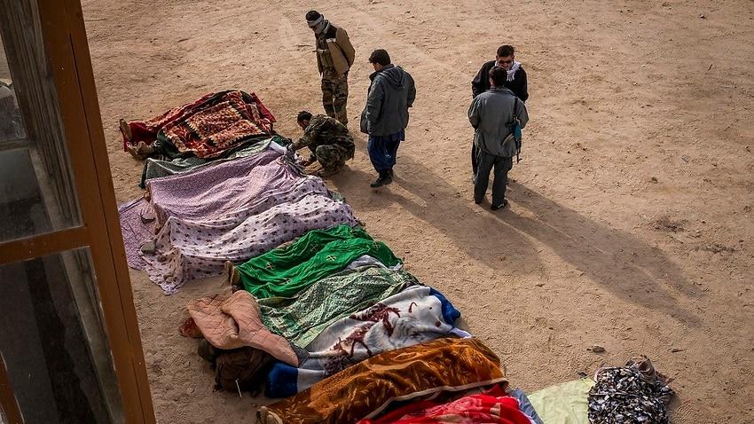 США надеются на мир с Талибаном в 2019 году