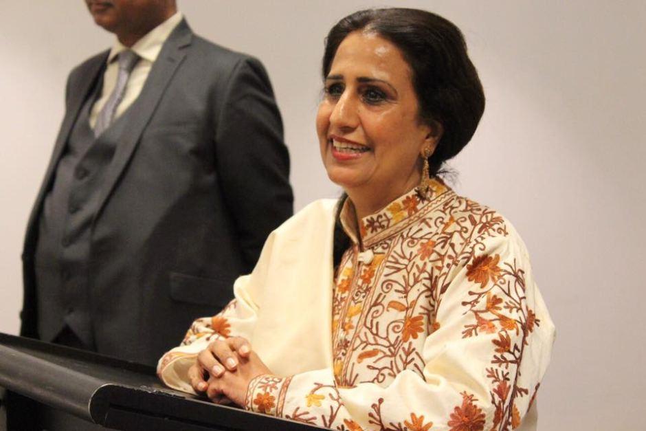 Naela Chohan-Pakistan High Commissioner
