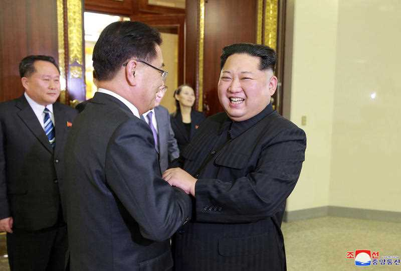 Thaw with US not due to sanctions: N. Korea