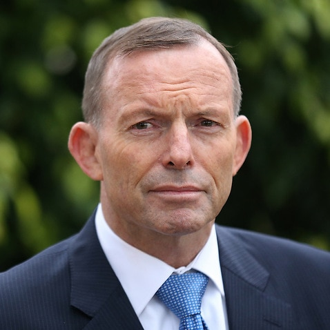 Former PM Tony Abbott implemented a program that paid farmers to plant trees.