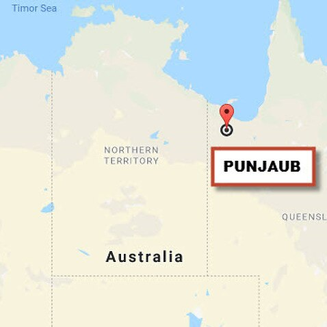 The cattlestation Punjaub on the north western part of Queensland was named so in 1887. This article tells you why.