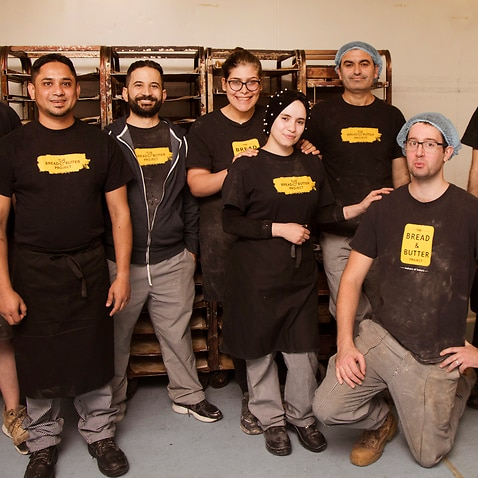 The Bread and Butter Project team