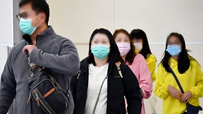 Of As Fears Forces Shortage 'scams' Chinese-australians Face Mask