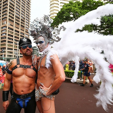 The 40th Annual Sydney Gay and Lesbian Mardi Gras Parade will be held on Saturday.