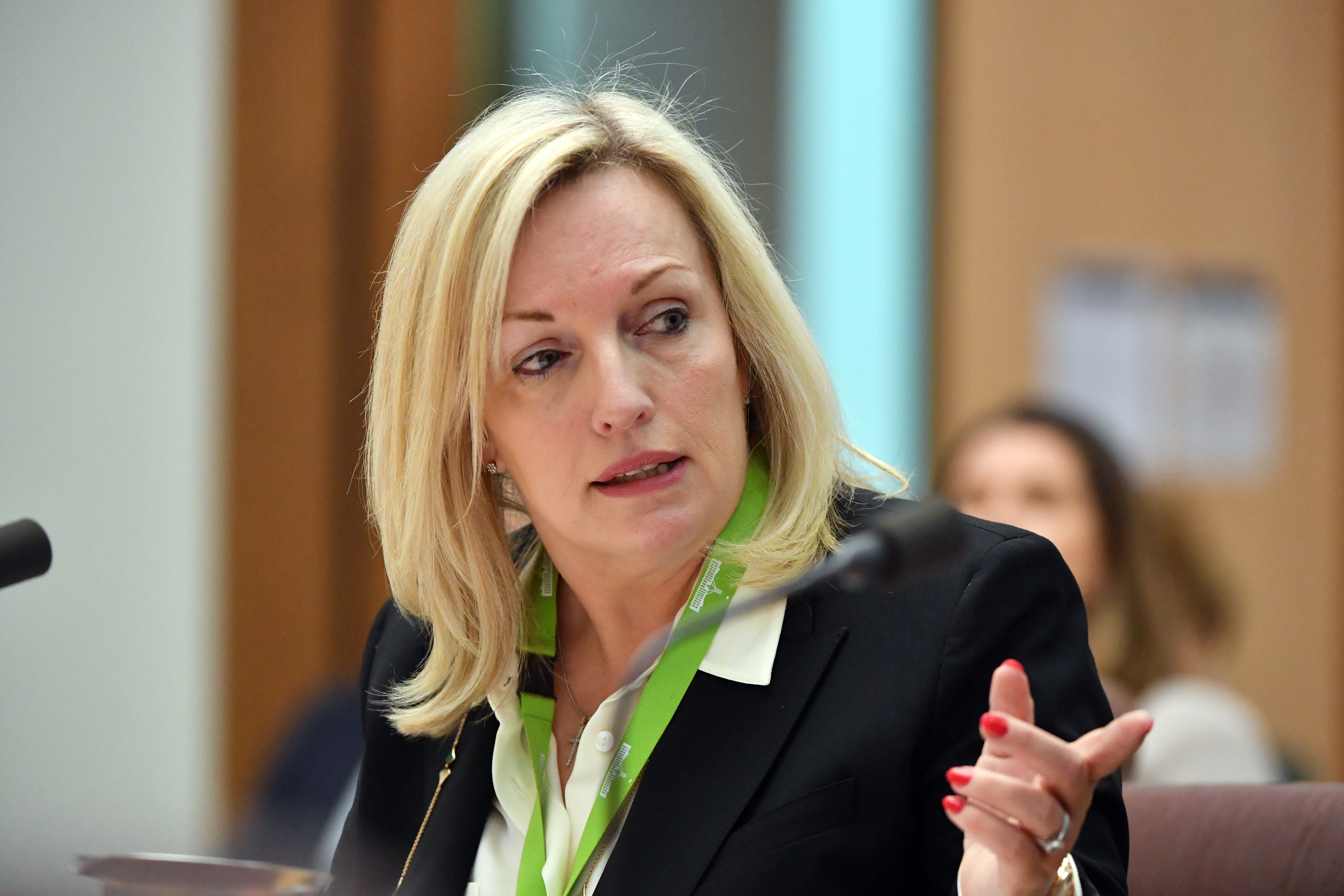 Scott Morrison has brushed off suggestions he threw former Australia Post chief executive Christine Holgate under the bus.