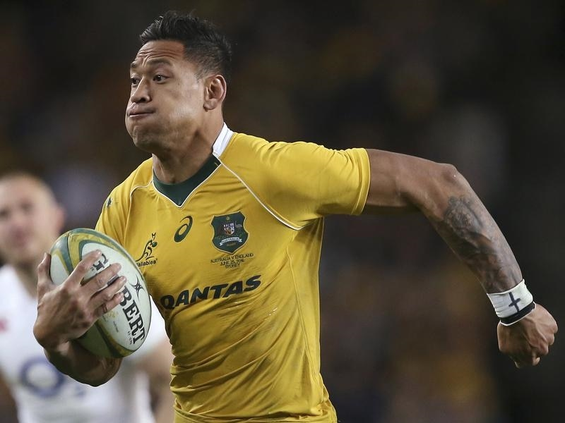 Israel Folau found guilty of 'high-level breach' of RA contract