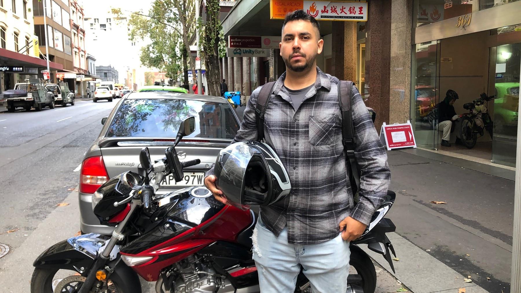 Diego Franco afirma nunca ter recebido os emails de aviso antes da mensagem que confirmava seu desligamento.