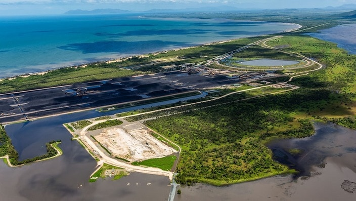 The Adani Abbot Point coal terminal and the Caley Valley Wetlands