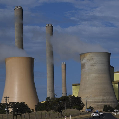 The report said Australia generates 80% of its electricity from fossil fuels.