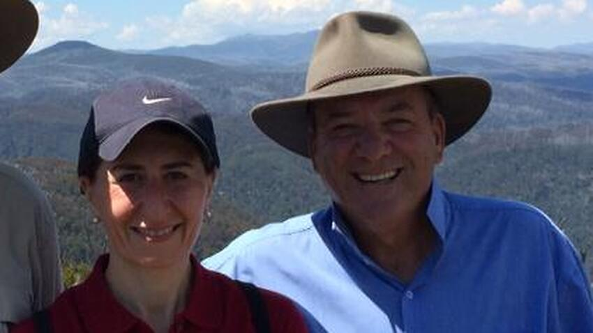 'She fell in love with the wrong guy': Gladys Berejiklian draws support after Daryl Maguire revelations – SBS News