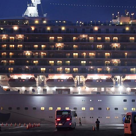 A Qantas flight from Japan on Wednesday will retrieve the Australians stranded on the Diamond Princess ship since 3 February.