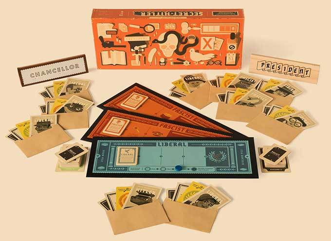 A Jewish group has condemned retail stores for stocking the Secret Hitler board game.