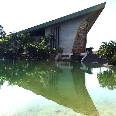Papua New Guinea's parliament
