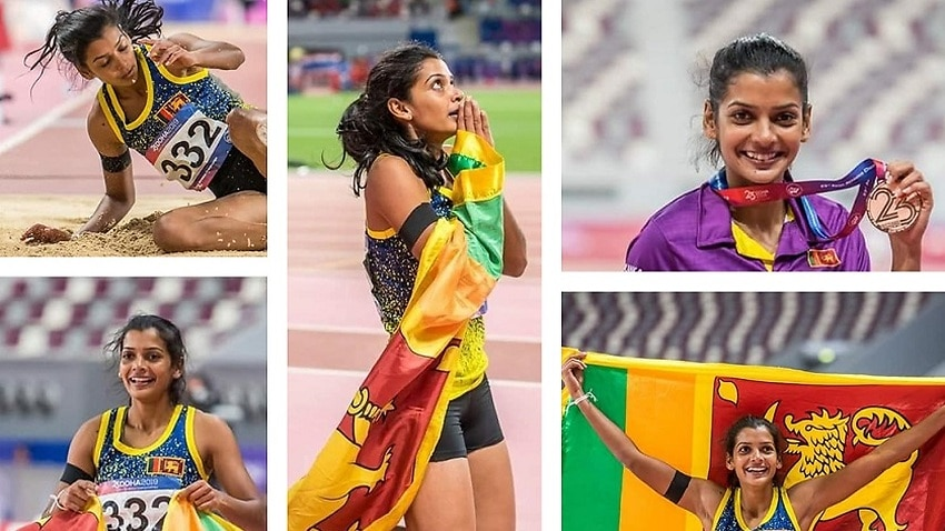 SBS Language | Bronze medallist of 2019 Asian Athletics ...