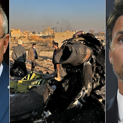 Prime Minister Scott Morrison and his Canadian counterpart Justin Trudeau have each received intelligence that Iran is responsible for the deadly crash.