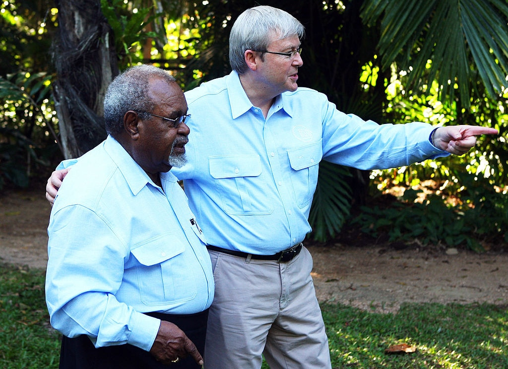 Pacific Islands Forum Takes Place In Cairns - Day 3