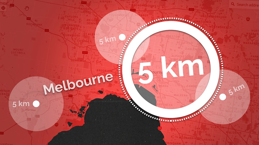 Image for read more article 'Interactive map: What is 5km from your Melbourne home?'