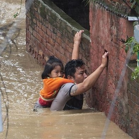 NEPAL WEATHER FLOOD