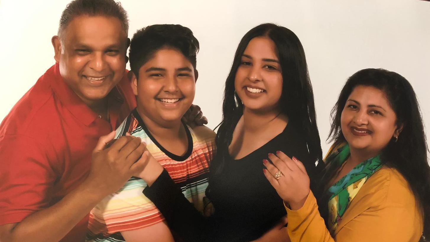 Dsilva family