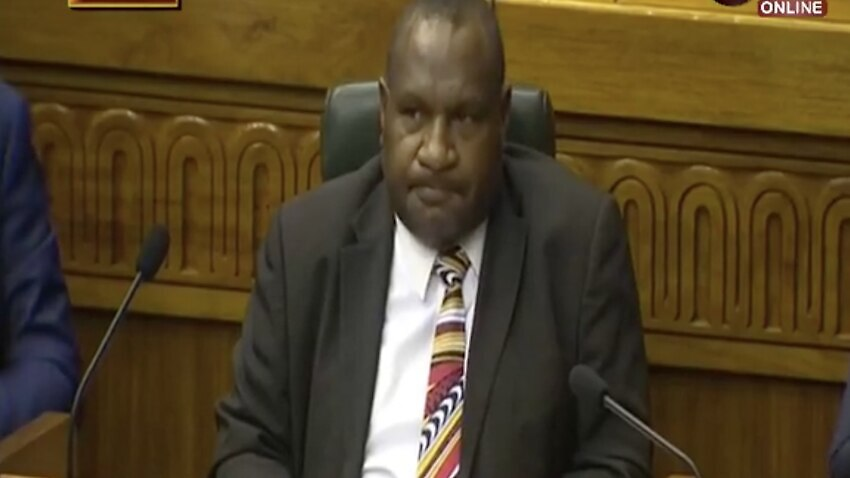 Image for read more article 'James Marape elected as PNG's new PM'