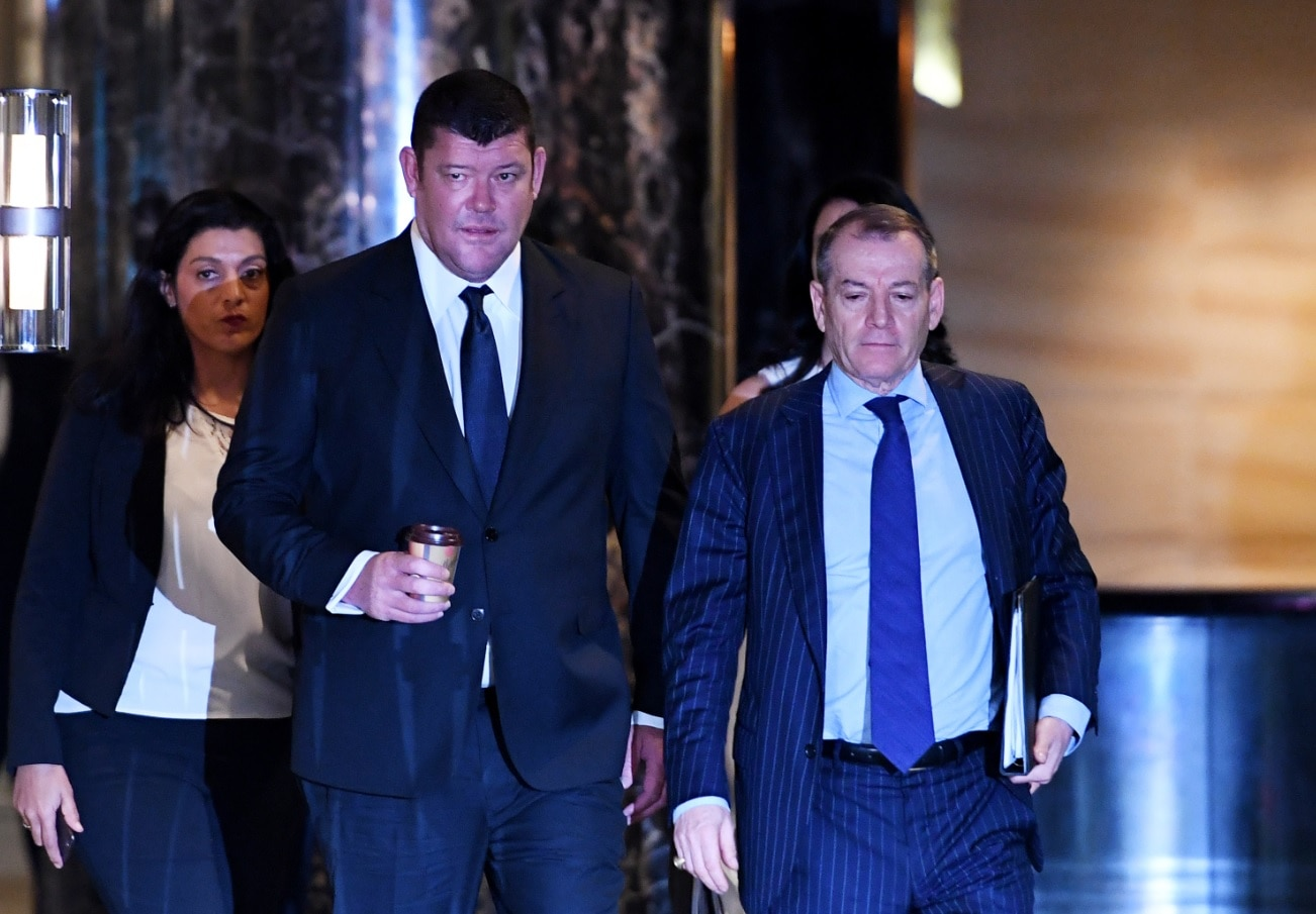 James Packer resigns as director of Crown Resorts 'over mental health issues'