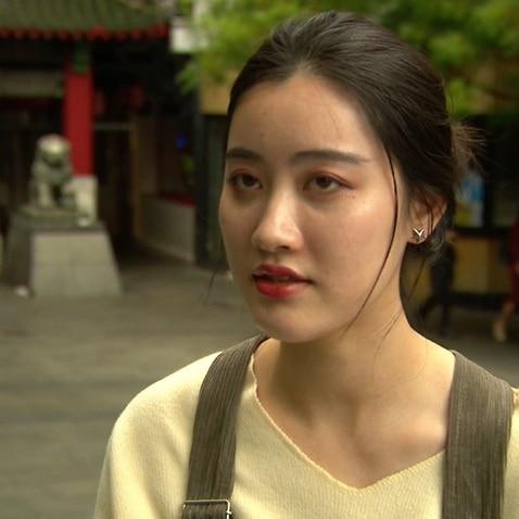 Underpaid worker Iris Yao