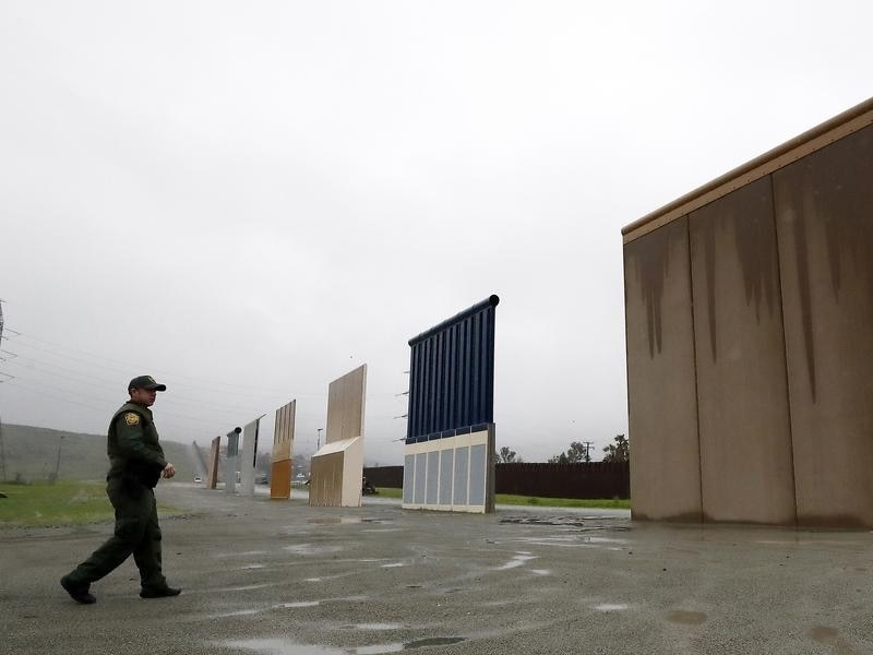 US military to strip funds from schools and day cares for border wall.