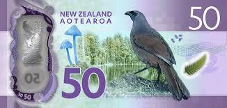 50 DOLLAR NOTE NEW ZEALAND