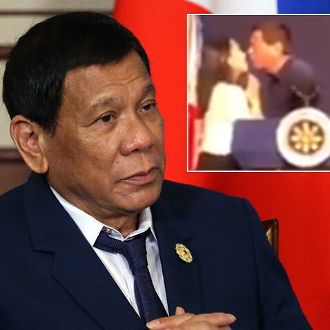 Harassment law puts spotlight on Duterte