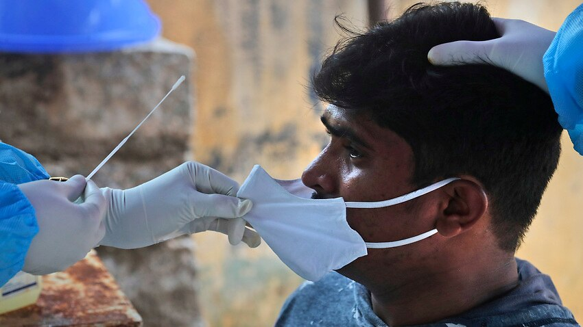 India's coronavirus cases are expected to soon surpass that of the United States.