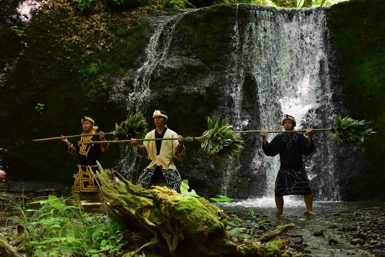 Indigenous people of Japan Ainu