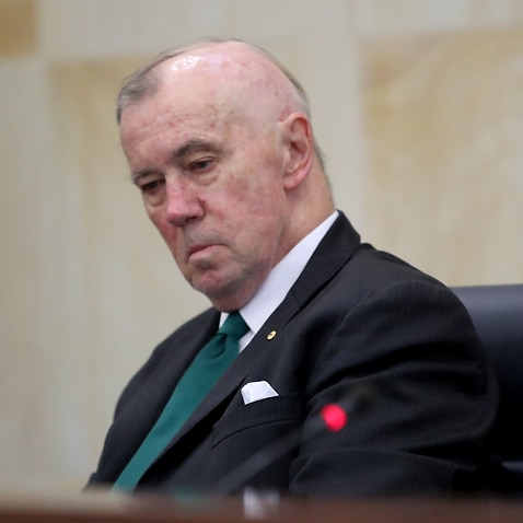 Royal Commissioner Richard Tracey was 71.
